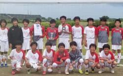 【優勝チーム写真掲載】2021年度 第17回富士スプリングフェスティバル U-12(静岡)優勝はRISE SC!