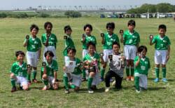 2021年度 松戸市春季サッカー大会「4年生の部」(千葉)優勝は新松戸SC A!