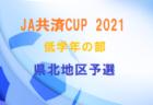 高円宮杯 JFA U-18 サッカープリンスリーグ2021 九州 第6節5/8結果掲載!次節5/15