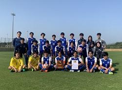 2021年度 第24回兵庫県サッカー選手権大会 兼 天皇杯兵庫県代表決定戦 優勝は関西学院大学!