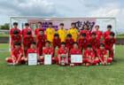 2021年度 JFA第8回全日本U-18フットサル選手権大会 関西大会 優勝はエスタボンU-18!