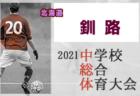 2021年度第41回 新潟県スポーツ少年団競技別交流大会地区予選会(下越地区スポーツ少年団サッカー大会) 新潟 7/10.11結果募集