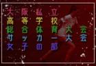 2021年度  福岡市中学校サッカー中央区大会 優勝は平尾中!