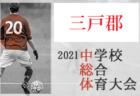 1FC川越水上公園ジュニアユース 練習会7/26他、セレクション9/12他開催!2022年度 埼玉