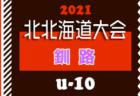 2021年度 第18回全道少年U-10サッカー北北海道大会 オホーツク地区予選 組合せ募集!7/3,4開催!