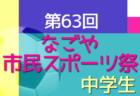 2021年度 一ツ木歯科医院CUP 第26回全日本U-15女子サッカー選手権 愛知県大会  組み合わせ掲載!8/29開幕