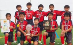 【優勝チーム写真掲載】2021年度 第22回 遠鉄ストアカップU-11(静岡)優勝はHonda FC!