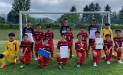 2021年度 ロバパンカップ 第52回全道(U-12)サッカー少年団大会 小樽地区予選 優勝はASARI FC!