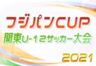 【大会中止】2021年度 フジパンCUP関東U-12サッカー大会 8/28,29に茨城県にて開催予定が中止に!