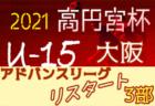 2021年度 第45回全日本 U-12 サッカー選手権大会(全日リーグ)北河内地区 大阪 2次リーグ日程情報お待ちしています!!