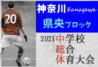 2021年度 第75回 徳島県中学校総合体育大会 サッカー競技   優勝は鳴門市第一 中学校!