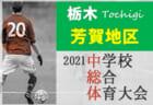 2021年度  福岡市中学校サッカー東区大会 優勝は香椎第3中!!市大会出場3チーム決定!!