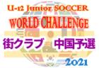 2021年度 KYFA第12回九州各県U-15サッカーリーグチャレンジ大会(福岡県開催) 組み合わせ掲載 11/27,28開催!