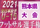 大森FC ジュニアユース セレクション9/21,27・練習会 開催!2022年度 東京