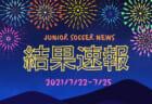 中国・四国地区の今週末のサッカー大会・イベントまとめ【7月22日(木祝)~25日(日)】