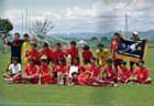 2021年度 皇后杯JFA第43回全日本女子サッカー選手権大会 高知県予選 優勝はArancio Giocare Fiore!