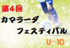 2021 Jリーグ U-14 メトロポリタンリーグ(関東)7/17,18リーグ表更新!次は7/25開催