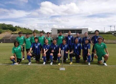 2021年度 皇后杯JFA第43回全日本女子サッカー選手権 和歌山県予選大会 優勝は海南FC SHOUT!