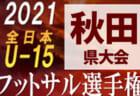 2021年度 兵庫県高校サッカー選手権大会 <予選ラウンド> 全結果!決勝ラウンド進出38チーム決定!