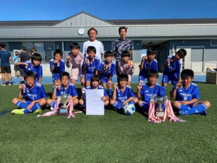 2021NECパーソナルコンピューター杯 兼 米沢地区新人少年サッカー大会 (山形県) 優勝は米沢フェニックス!