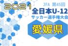 2021年度 サッカーカレンダー【宮城】年間スケジュール一覧