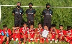 2021年度 第48回兵庫県少年サッカー4年生大会 伊丹予選 優勝は有岡FC!北摂大会出場4チーム決定!