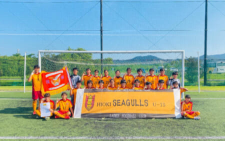 2021年度 第26回鹿児島女子ユース (U-15) サッカー選手権大会 優勝は日置シーガルズ!