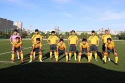 2021年度 関西学生サッカー新人大会 優勝は甲南大学!