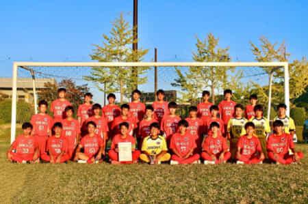 2021年度第17回三条市⺠総合体育祭 サッカー中学⽣の部 新潟 県央FC、5連覇!!結果いただきました