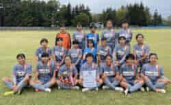 速報!2021年度 JFA 第26回全日本U-15女子サッカー選手権大会長野県大会 優勝はAC長野パルセイロシュヴェスター