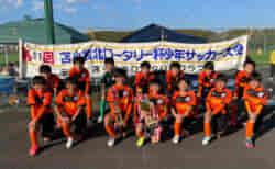 2021年度 第40回北ロータリー杯争奪苫小牧小学生サッカー大会(北海道) 優勝はELSOLE!