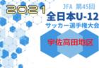 メンバー・スケジュール発表!【2021JFAエリートプログラムU-14】トレーニングキャンプ(10/18~10/21@千葉県・東金アリーナ)