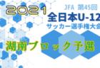 2021年度 第33回高円宮杯佐賀県ユースU-15サッカー選手権大会 優勝はFC VALOR唐津!